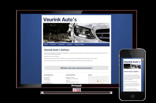 Veurink Auto's - AutoWebsite Basic Diablo