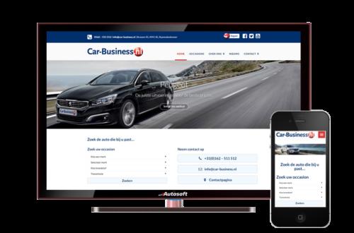 Car-Business.nl - AutoWebsite Premium Explorer