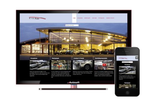 F. van den Elzen - AutoWebsite Pro Vanquish