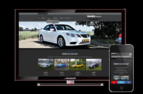 Saab Specials - AutoWebsite Pro Matador
