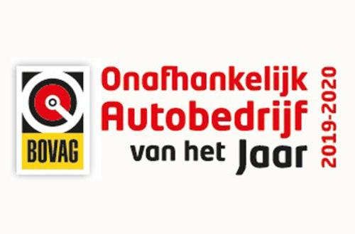 Onafhankelijk Autobedrijf van het Jaar