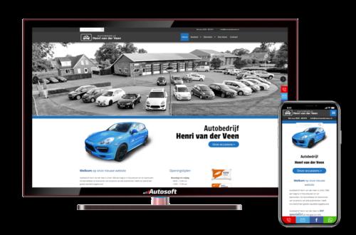 Henri van der Veen - AutoWebsite Business Matador