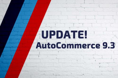 Update AutoCommerce 9.3