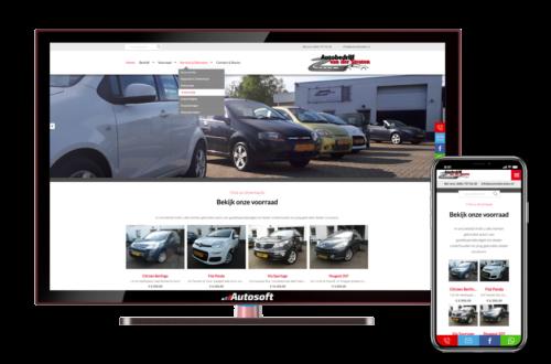 Van der Straten - AutoWebsite Pro Matador