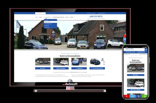 JAWI de With - AutoWebsite Premium Matador