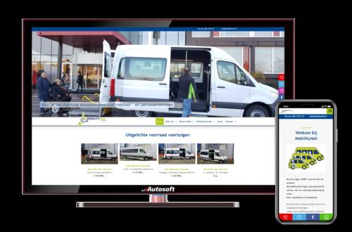 Mobility4All - AutoWebsite Premium Matador