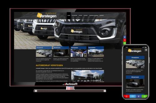 Verstegen - AutoWebsite Business Vanquish