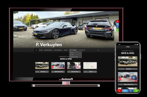 P Verkuylen - AutoWebsite Pro Modena