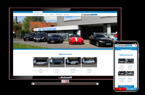 Carworld Automotive - AutoWebsite Premium Matador