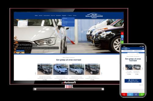 Baum Auto - AutoWebsite Premium Matador