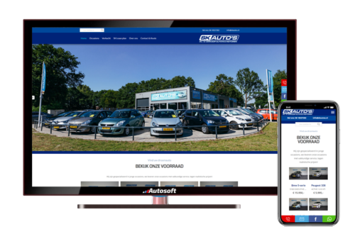 SK Auto's - AutoWebsite Pro Matador