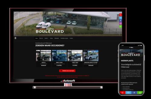Autoboulevard - AutoWebsite Pro Modena