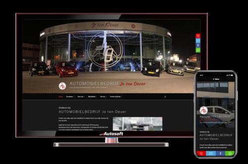 Jo ten Oever - AutoWebsite Pro Modena