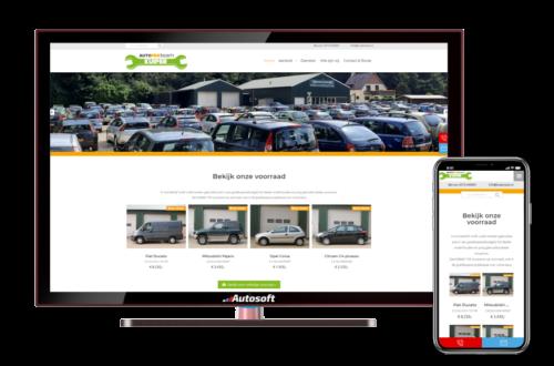 Autobedrijf Kuiper - AutoWebsite Pro Matador