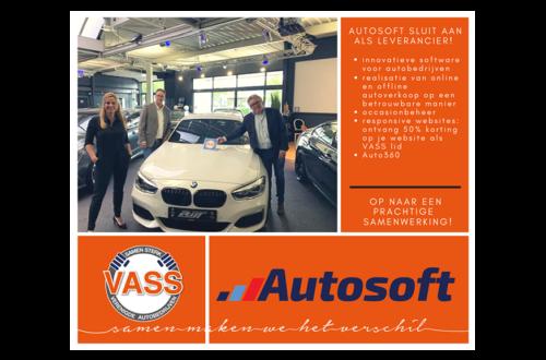 Samenwerking VASS en Autosoft