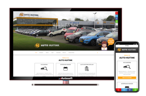 Auto Huitink - AutoWebsite Premium Modena