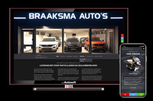 Braaksma - AutoWebsite Pro Matador