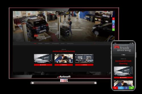 Frank Overweg - AutoWebsite Premium Modena