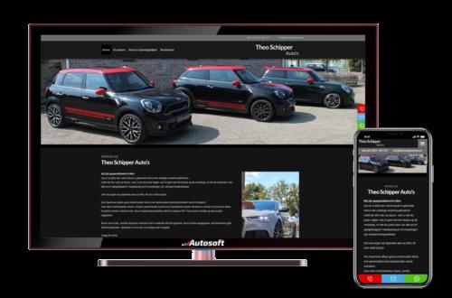 Theo Schipper - AutoWebsite Business Matador