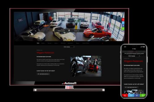 Wiggers Mastercars - AutoWebsite Premium Modena