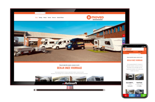 B Moved - AutoWebsite Business Modena