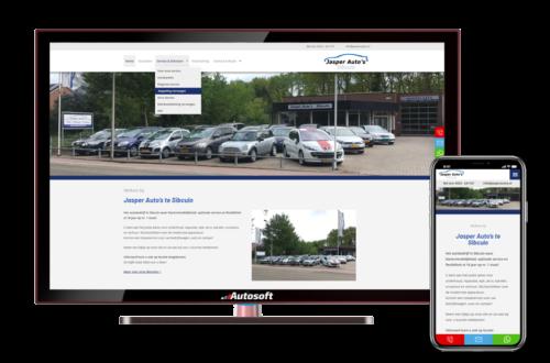 Jasper Auto's - AutoWebsite Business Matador