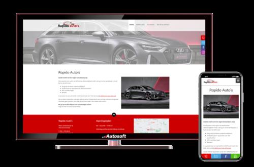 Rapido - AutoWebsite Basic Vanquish